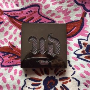 Urban Decay Afterglow powder blush— Obsessed